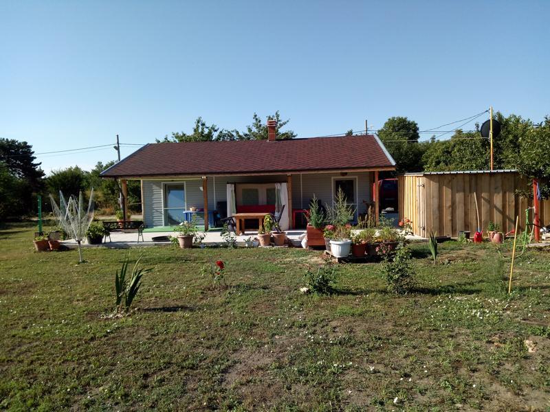 Gemütliches Haus 6 km zum Strand
