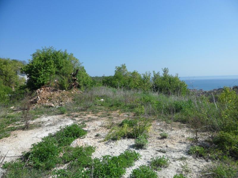 Grundstück mit Meerblick in Balchik