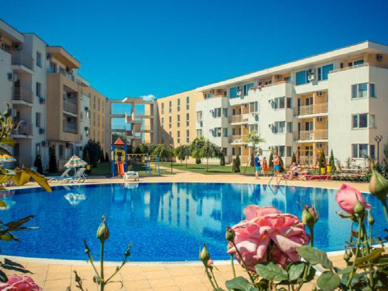 One-bedroom apartment  in NESSEBAR FORT CLUB complex