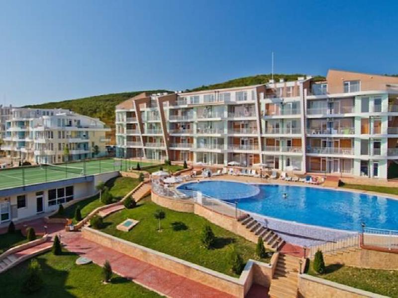 Zweizimmerwohnung in Kosharitsa, Sonnenstrand, Burgas
