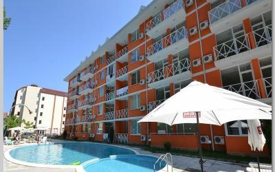 One bedroom apartment in Gerber 2 complex