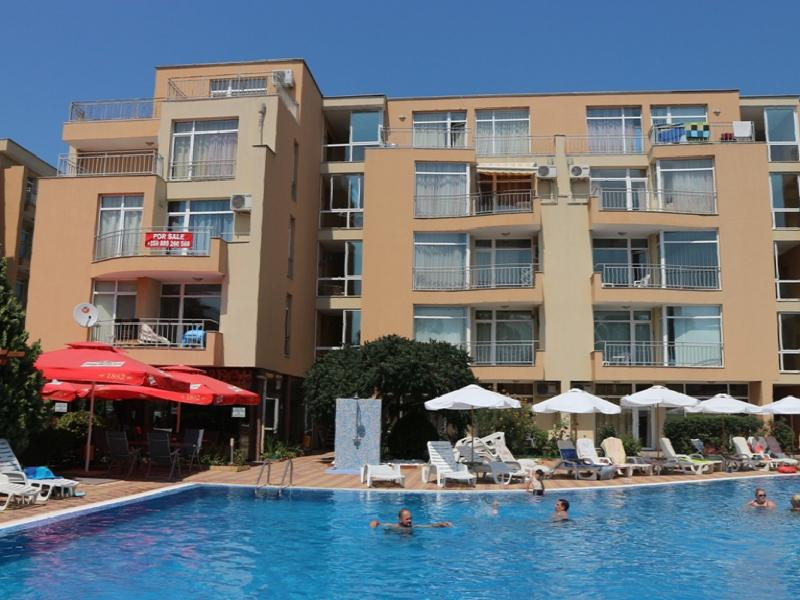 Fully furnished 1 bed apartment in KAMELIA GARDEN