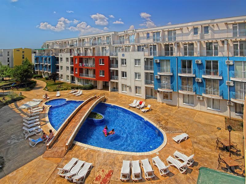 Komplett eingerichtete 2-Zimmer-Wohnung in Sunny Day 3