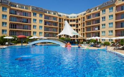 One bedroom apartment in Polo Resort just 300 m from Cacao Beach