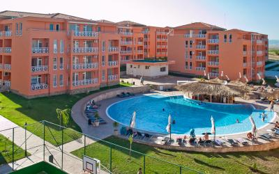 Price reduced to 17 000 EUR!!! Fully furnished 1 bedroom apartment in Sunny Day 6
