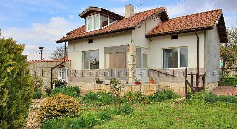 Komplett renoviertes Haus in der Nähe der Stadt Dobrich und des Meeres