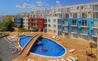 Fully furnished two-bed apartment in Sunny Day 3