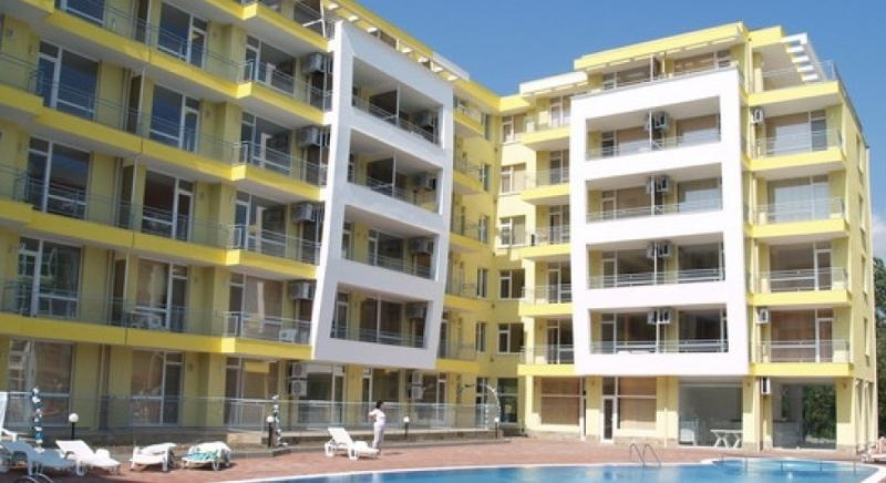 Fully furnished one-bed apartment in Sunset Beach 1