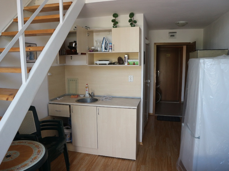 One bed maisonette apartment