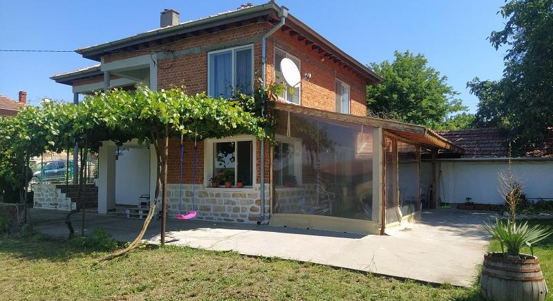 Renovated two-storey house 70 km from Burgas