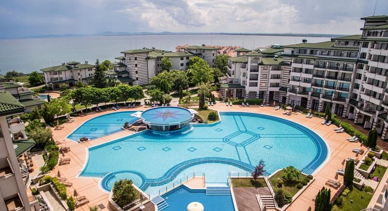 Einzimmerwohnung mit Meerblick im Emerald Beach Resort