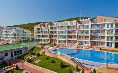 One bedroom apartment in Kosharitsa, near Sunny Beach