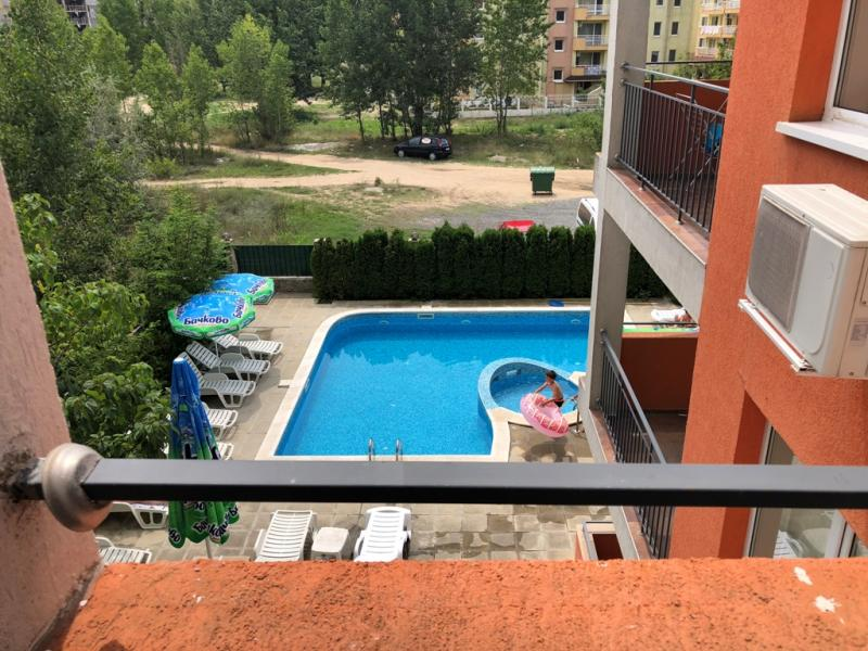 Nice studio just 500 meters from the beach