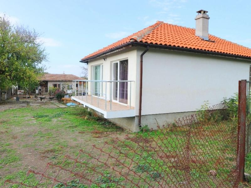 Renovated house for sale 55 km from the sea and Burgas