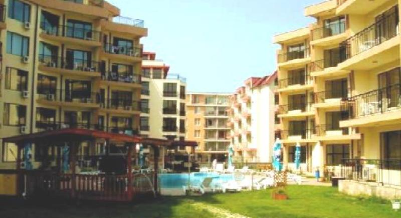 Furnished 1-bedroom apartment located in the apart-hotel Sea Grace in Sunny Beach