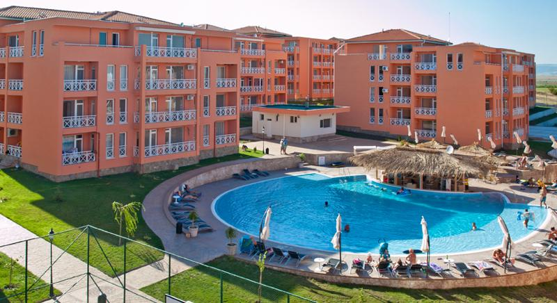 Price reduced to 16 500 EUR!!! Fully furnished 1 bedroom apartment in Sunny Day 6