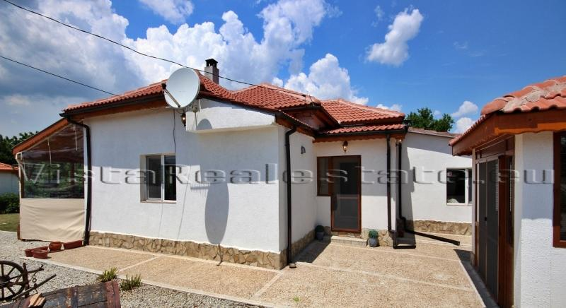 Big house near the sea and Balchik