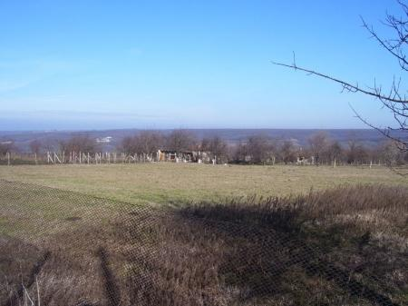 Plot of land with a nice view close to Dobrich