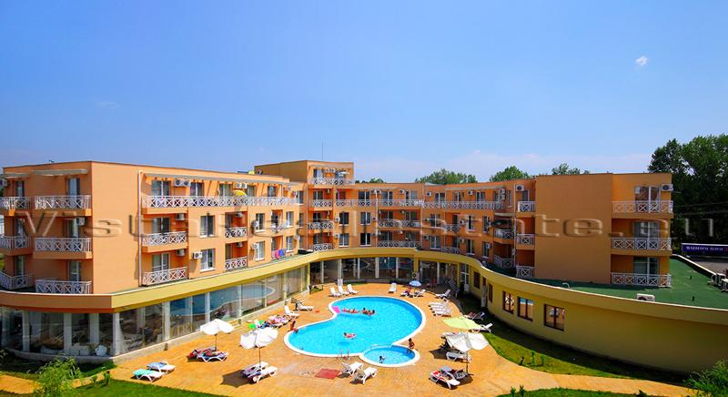 Fully furnished one-bedroom apartment in Sunny Day 3 Premium