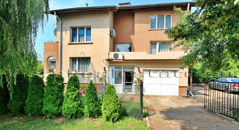 Newly built two storey villa close to Dobrich town